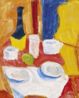 Czimra, Gyula - Table Still Life