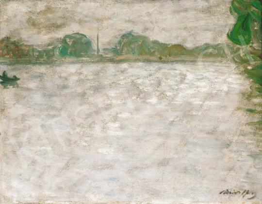 Márffy Ödön - Reggel a Dunán | 21. Aukció aukció / 13 tétel
