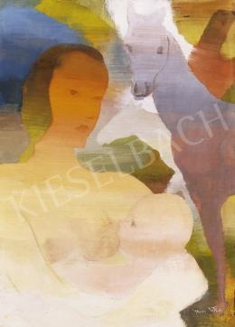Gyenes Gitta - Nő gyermekével