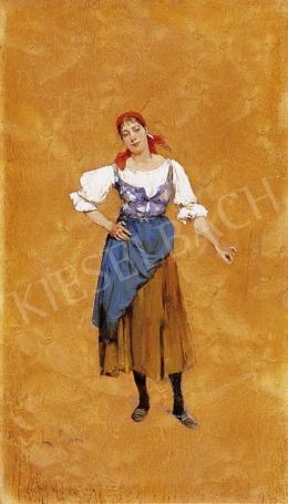 Deák Ébner, Lajos - Flirtish Girl