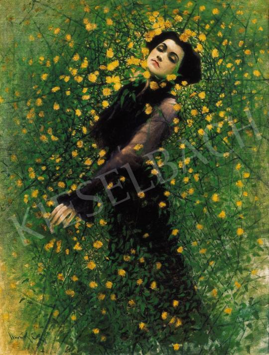 Novák Andor - Femme Fatale | 21. Aukció aukció / 19 tétel
