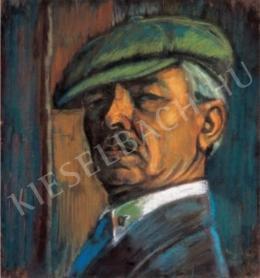 Nagy István - Önarckép, 1926 körül