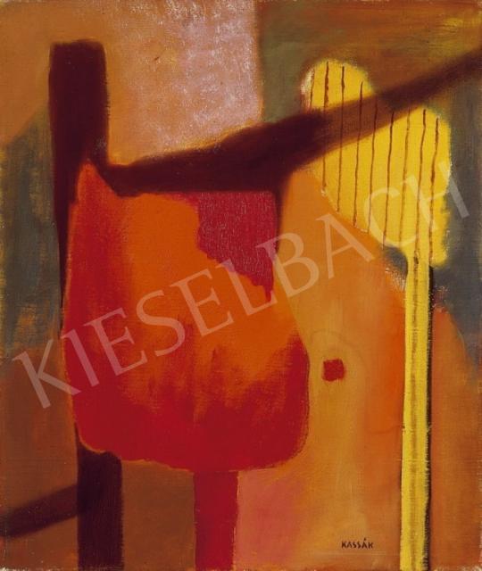 Kassák Lajos - Kompozició | 3. Aukció aukció / 4 tétel