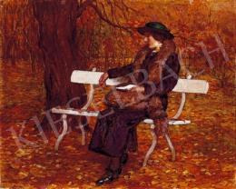Mérő, István - Autumn in the Park