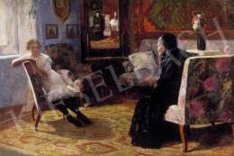 Kende, Géza - Visiting the Grandmother