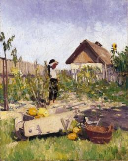 Keményffy, Jenő - Sunlit Garden