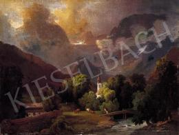 Molnár, József - Austrian Landscape