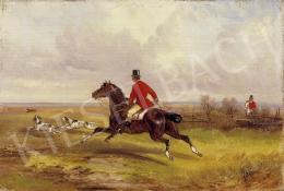 Steinacker, Alfred - Rókavadászat