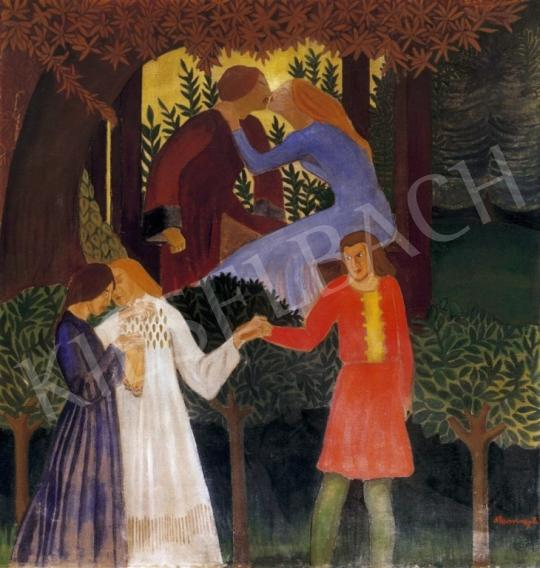 Remsey Jenő György - Aranykor | 3. Aukció aukció / 157 tétel