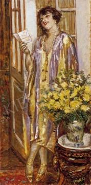 Márk Lajos - Szerelmeslevél | 3. Aukció aukció / 159 tétel