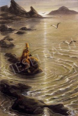 Jaschik Álmos - A halász