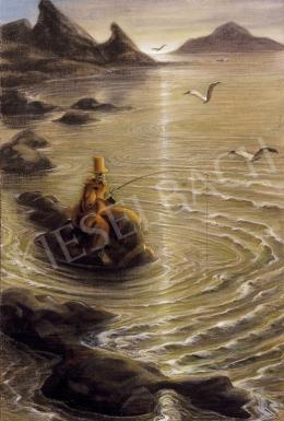 Jaschik, Álmos, - The Fisherman