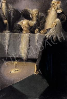 Jaschik Álmos - A vádlott