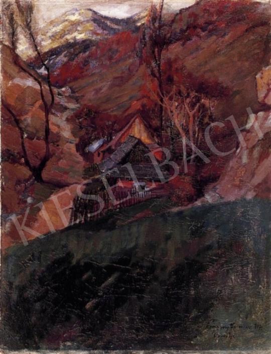 Pogány Ferenc - A Vág völgye | 3. Aukció aukció / 260 tétel