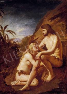 Klimkovics Béla - Ádám és Éva