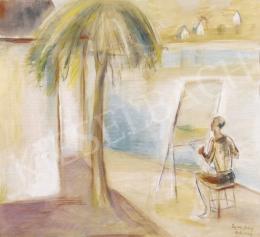 Egry József - Festő a Balatonparton