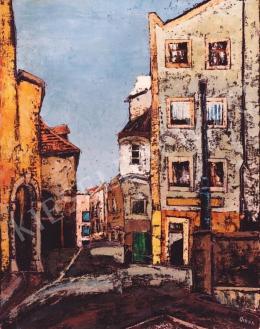 Orbán Dezső - Passau utca