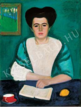 Czigány Dezső - Jakab Irén portréja