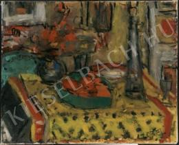 Czóbel, Béla - Table Still-life