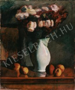 Czigány, Dezső - Still-life with White Mug