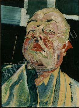 Scheiber, Hugó - Self-Portrait