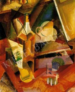 Szobotka, Imre - Still-life with Glass