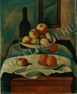Czigány, Dezső - Still-life with Oranges