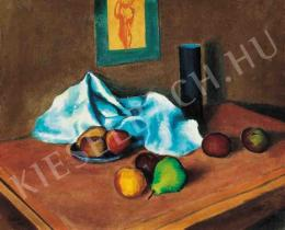 Orbán, Dezső - Still-life with Green Pear