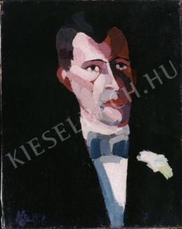 Nemes Lampérth József - Férfiportré