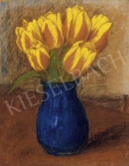 Rippl-Rónai József - Tulipánok