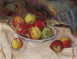 Matysek, Petr. P. - Still Life of Apples
