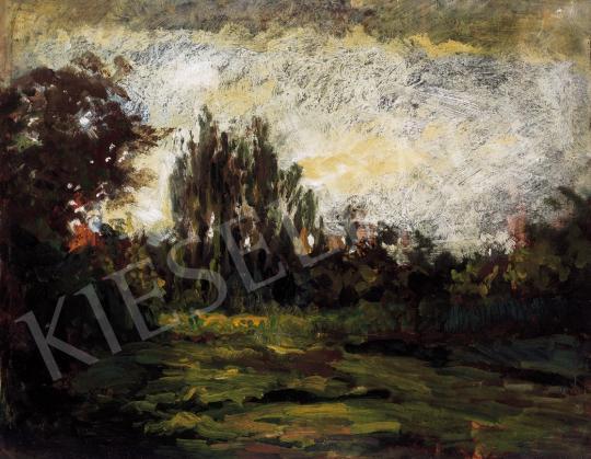 Székely, Bertalan - Landscape with Forest | 21st Auction auction / 83 Lot