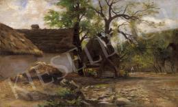 Edvi Illés Aladár - Falusi ház
