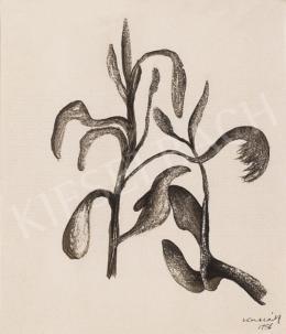 Kassák Lajos - Hajladozó formák