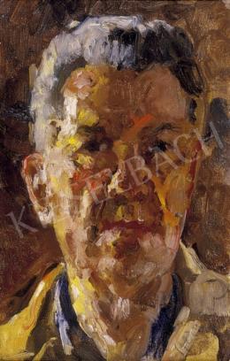 Herman, Lipót - Self - Portrait
