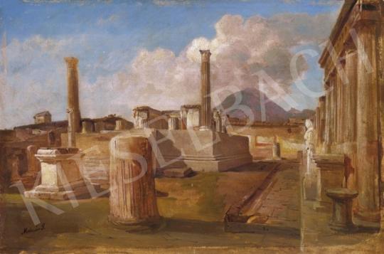 Molnár József - Pompei | 2. Aukció aukció / 207 tétel