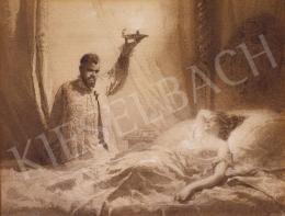 Zichy Mihály - Othello és Desdemona