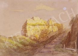 Barabás Miklós - Antik romok
