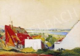 Istókovits Kálmán - Tabán a Tisza partján