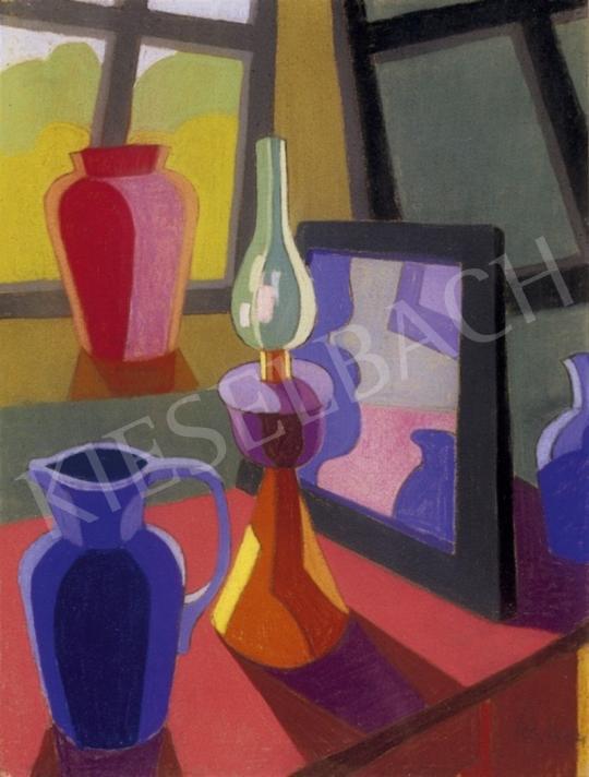 Pittner Olivér - Műtermi csendélet   2. Aukció aukció / 258 tétel