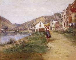 Bruck, Lajos - French Port