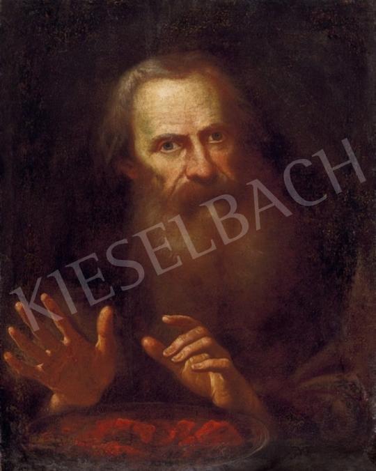 Ismeretlen festő - Próféta | 2. Aukció aukció / 274 tétel