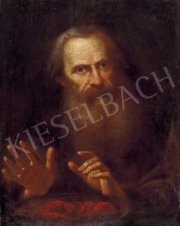 Ismeretlen festő - Próféta