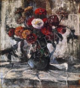 Endre Béla - Virágok kancsóban