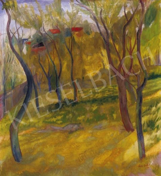 Paizs-Goebel Jenő - Kitavaszodott | 2. Aukció aukció / 322 tétel