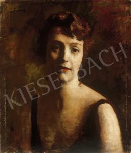 Hatvany Ferenc - Fiatal nő