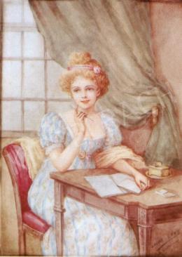 Lévy, Laure - Love Letter