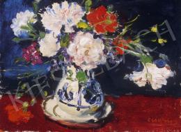 Csók, István - Still Life of Flowers