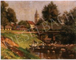 Mikola, András - The Banks of the River Zazar