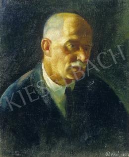 Patkó, Károly - Contemplating
